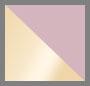 розовое золото/розовый зеркальный