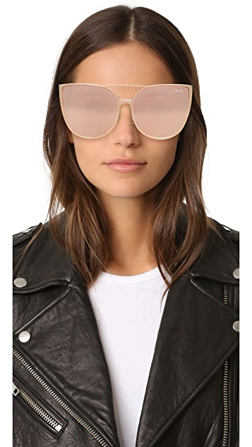 Quay Sorority Princess Sunglasses