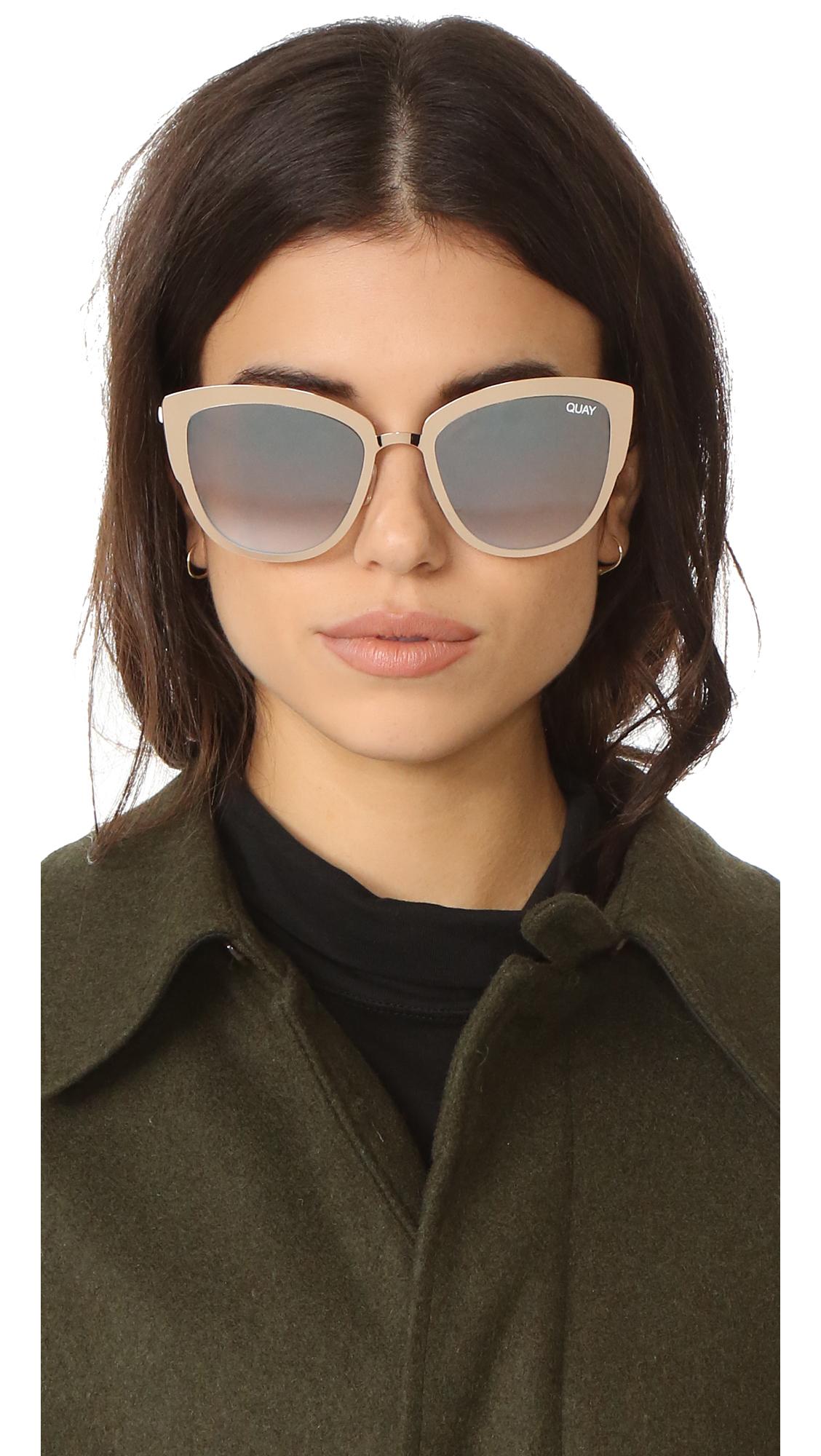 f7c63c93b4 Quay Supergirl Sunglasses
