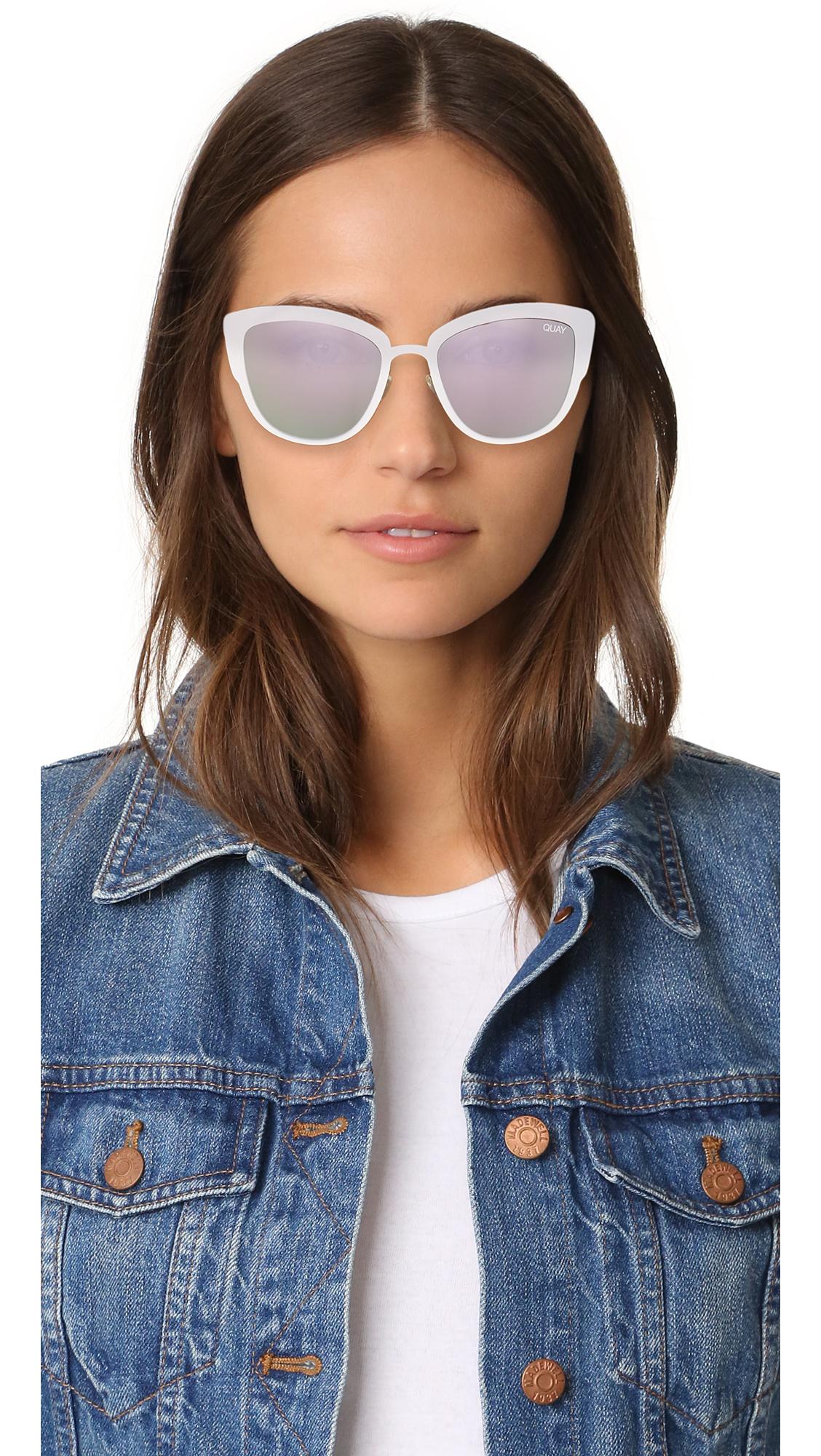 e417d7e970 Quay Supergirl Sunglasses