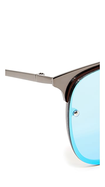 Quay Private Eyes Sunglasses