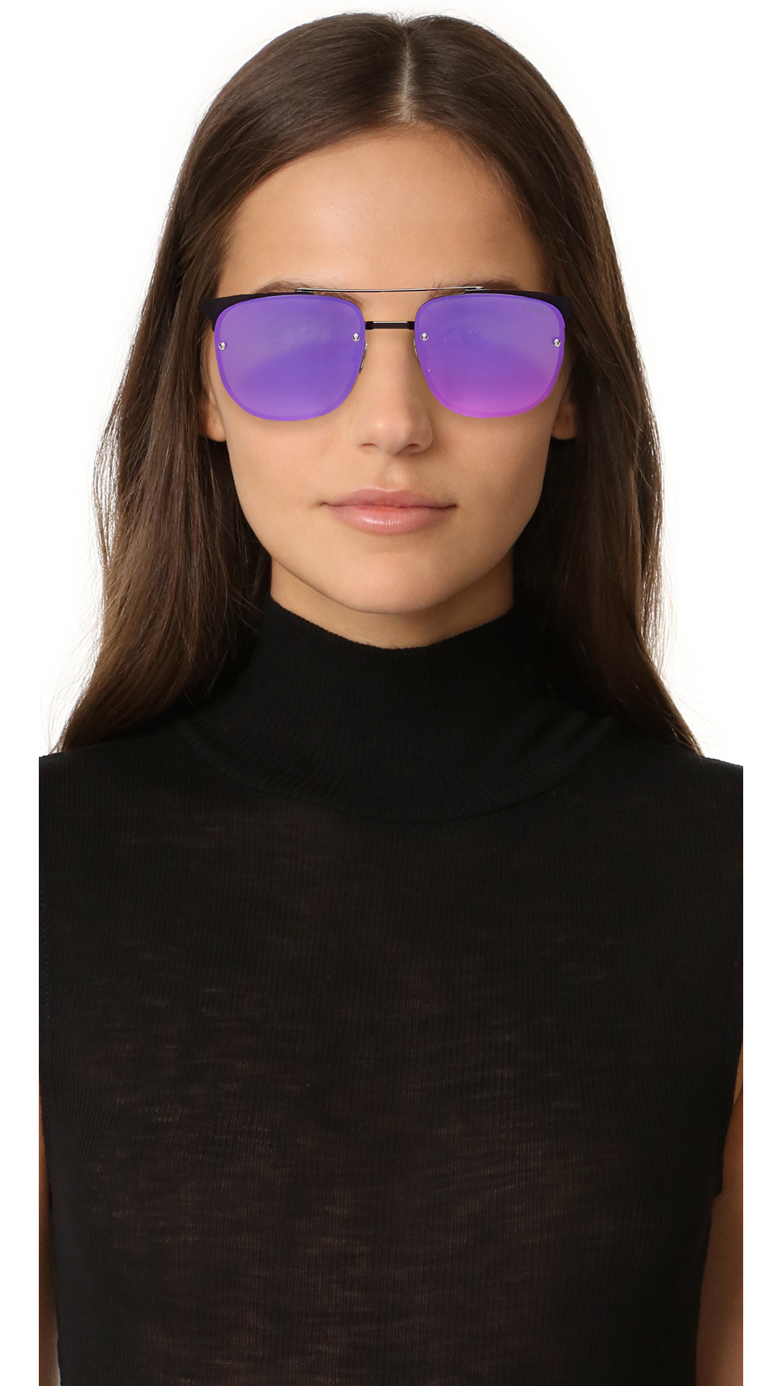 d47da887b4 Quay Private Eyes Sunglasses