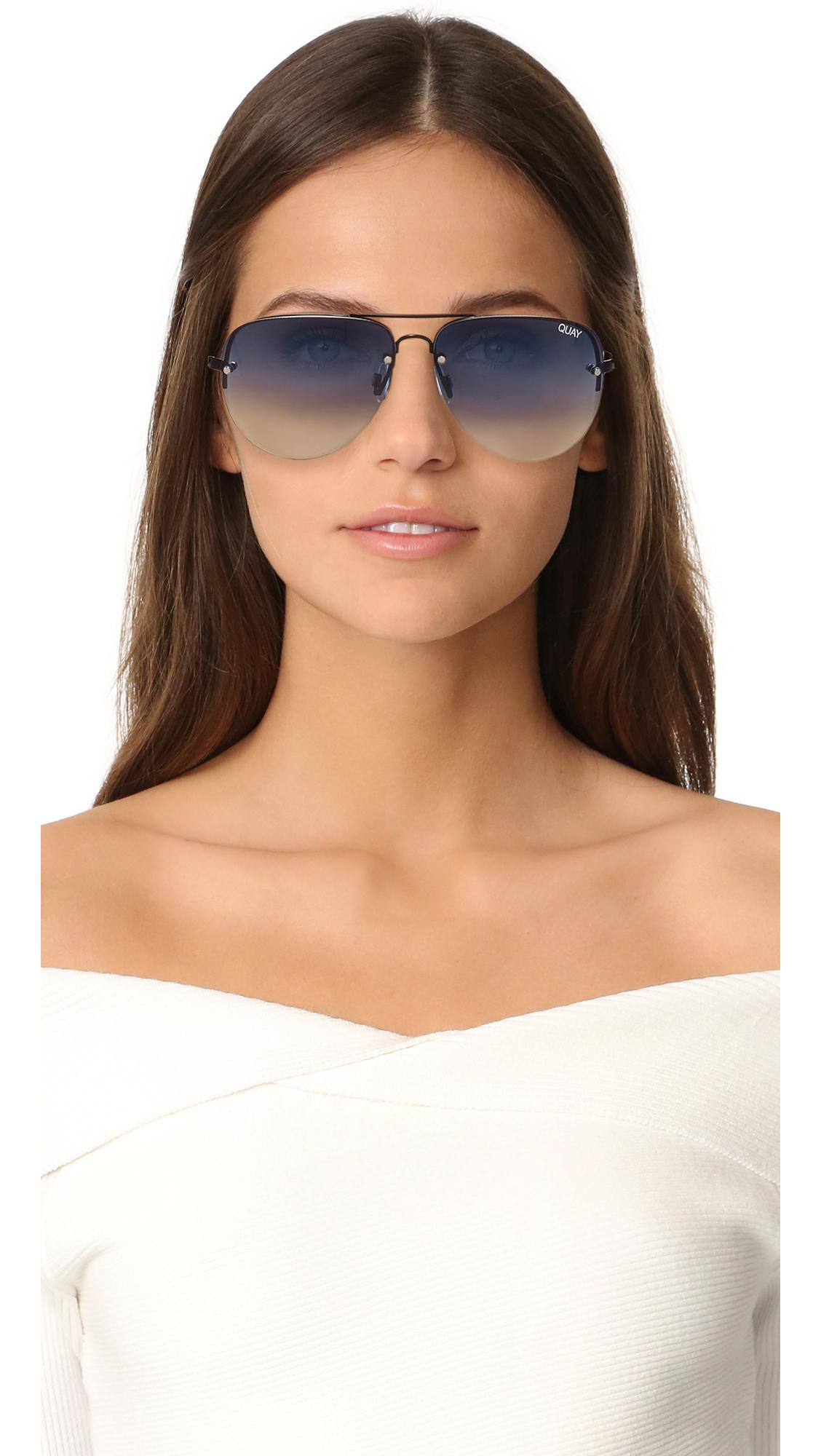 2810f39d4dae8 Quay Muse Fade Sunglasses