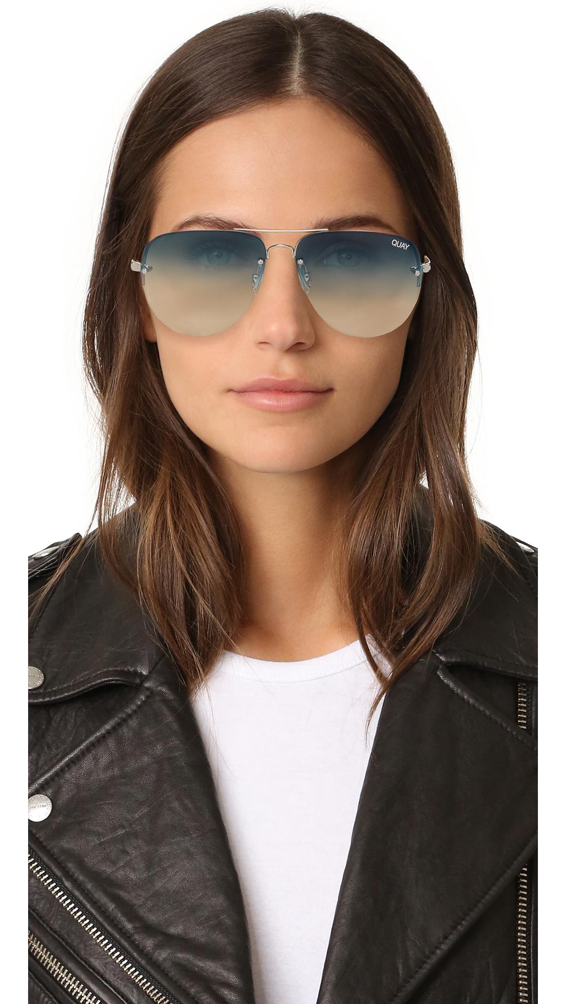 01dcb8a6f8 Quay Muse Fade Sunglasses