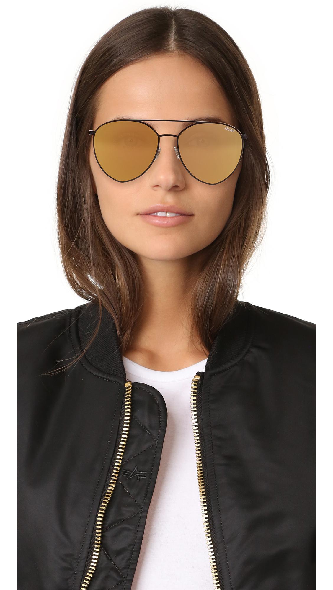 3f3ab27e22 Quay x Jasmine Sanders Indio Sunglasses