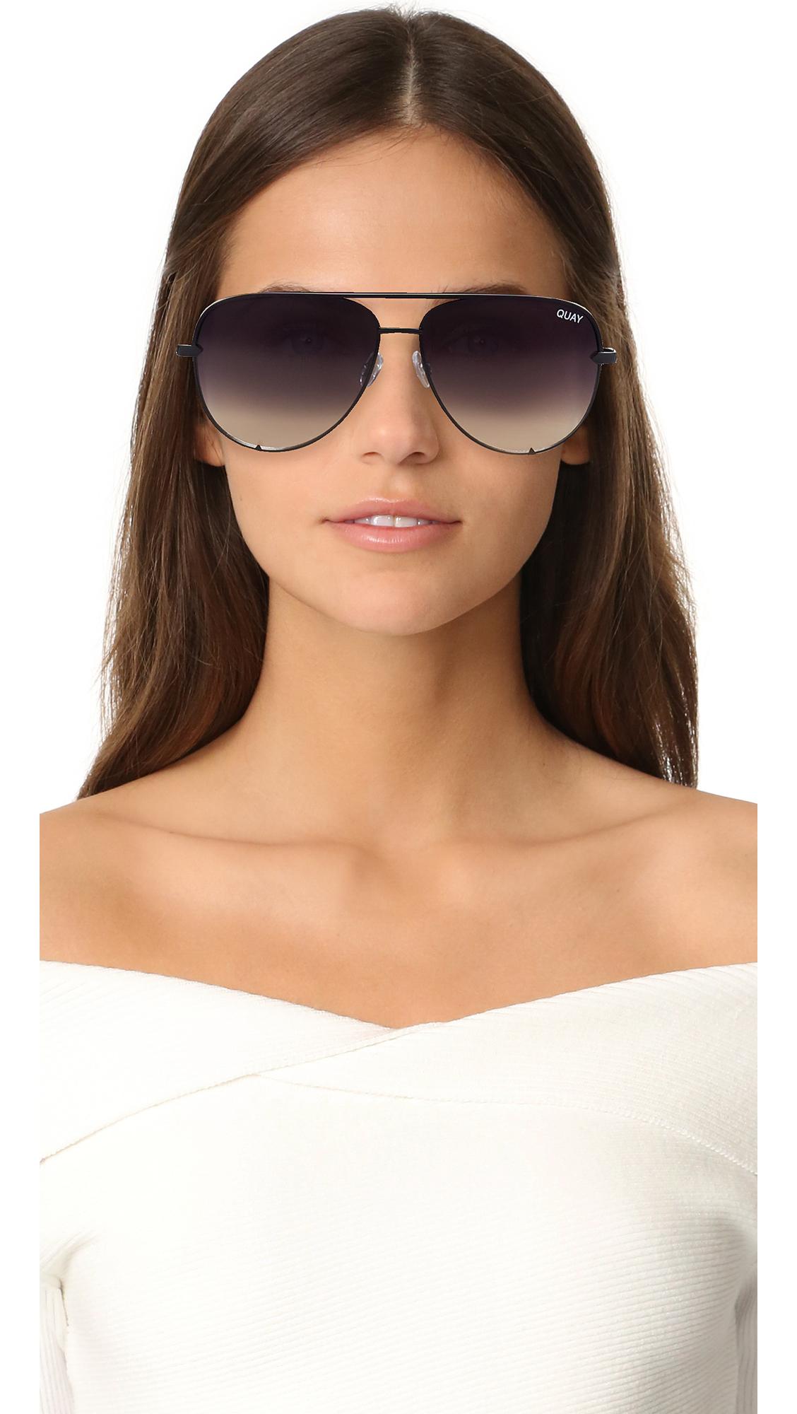 04dea527600d Quay x Desi Perkins High Key Sunglasses | SHOPBOP