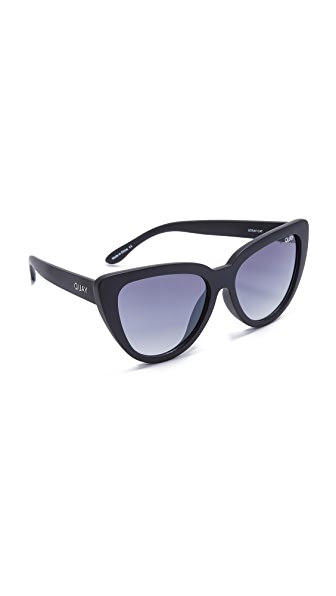 Quay Stray Cat Sunglasses