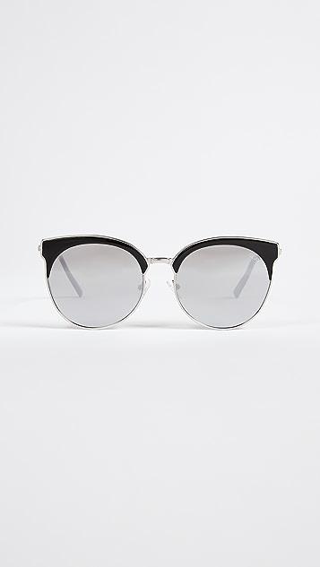 Quay Mia Bella Sunglasses