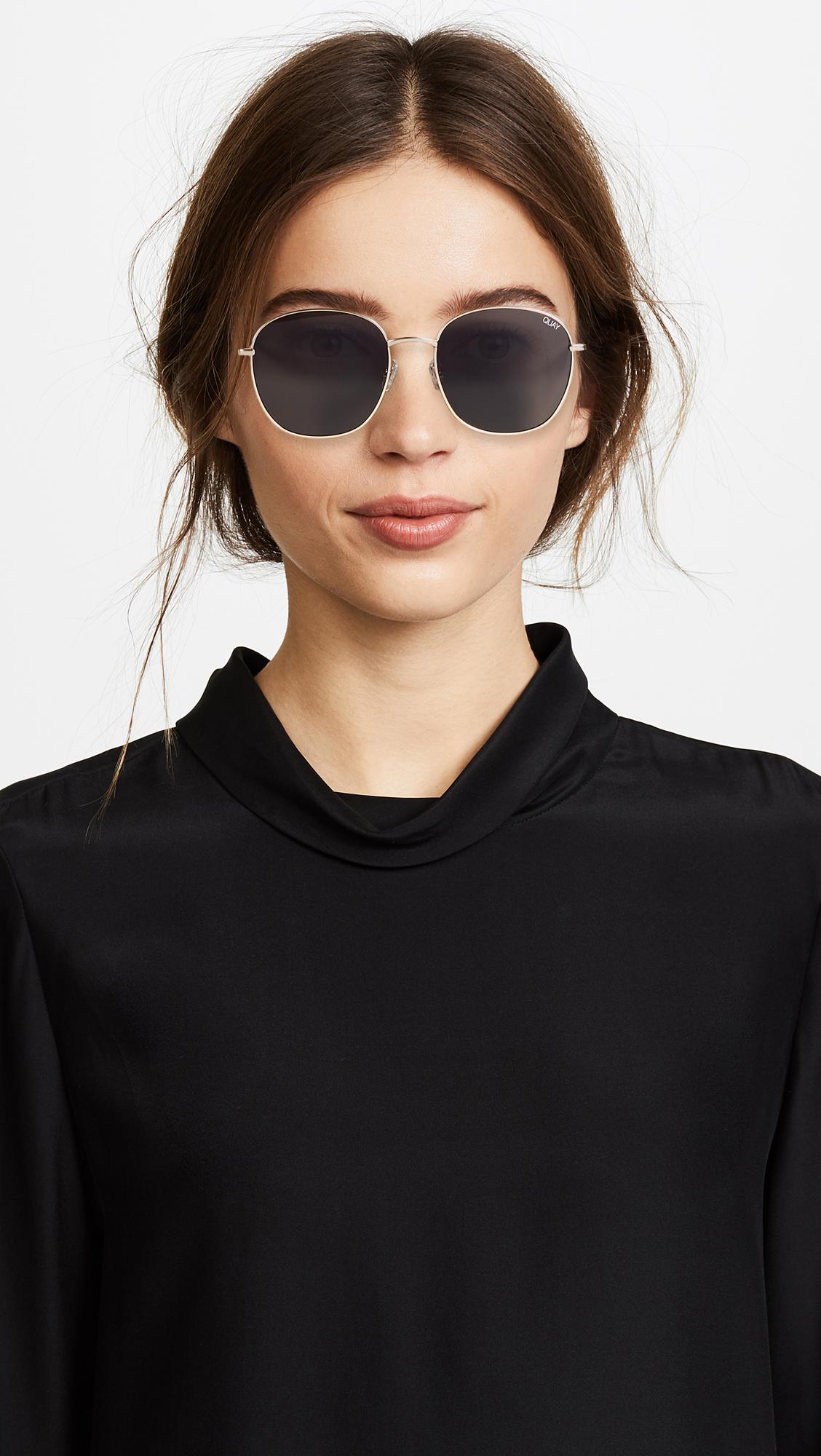 a19a088c77718 Quay Jezabell Sunglasses