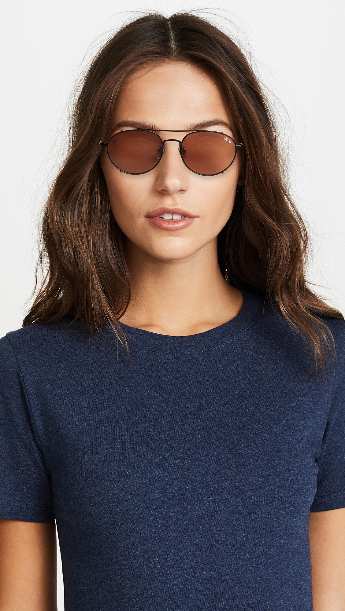 7b2a6fe558b73 Quay Little J Sunglasses