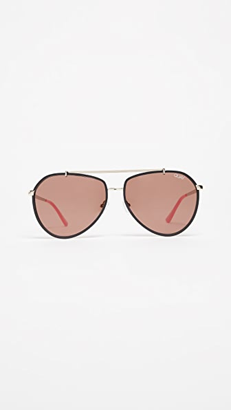 Quay Sunglasses DIRTY HABIT SUNGLASSES