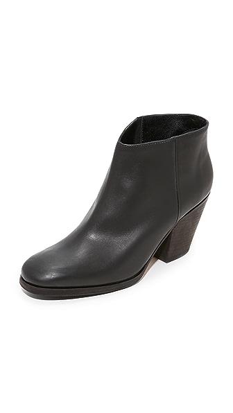 Rachel Comey Mars Booties - Black/Black