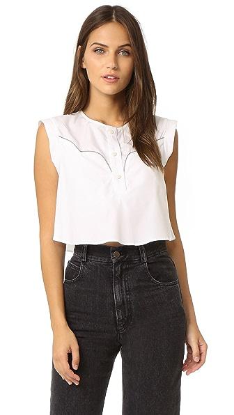 Rachel Comey Dorrity Top - White