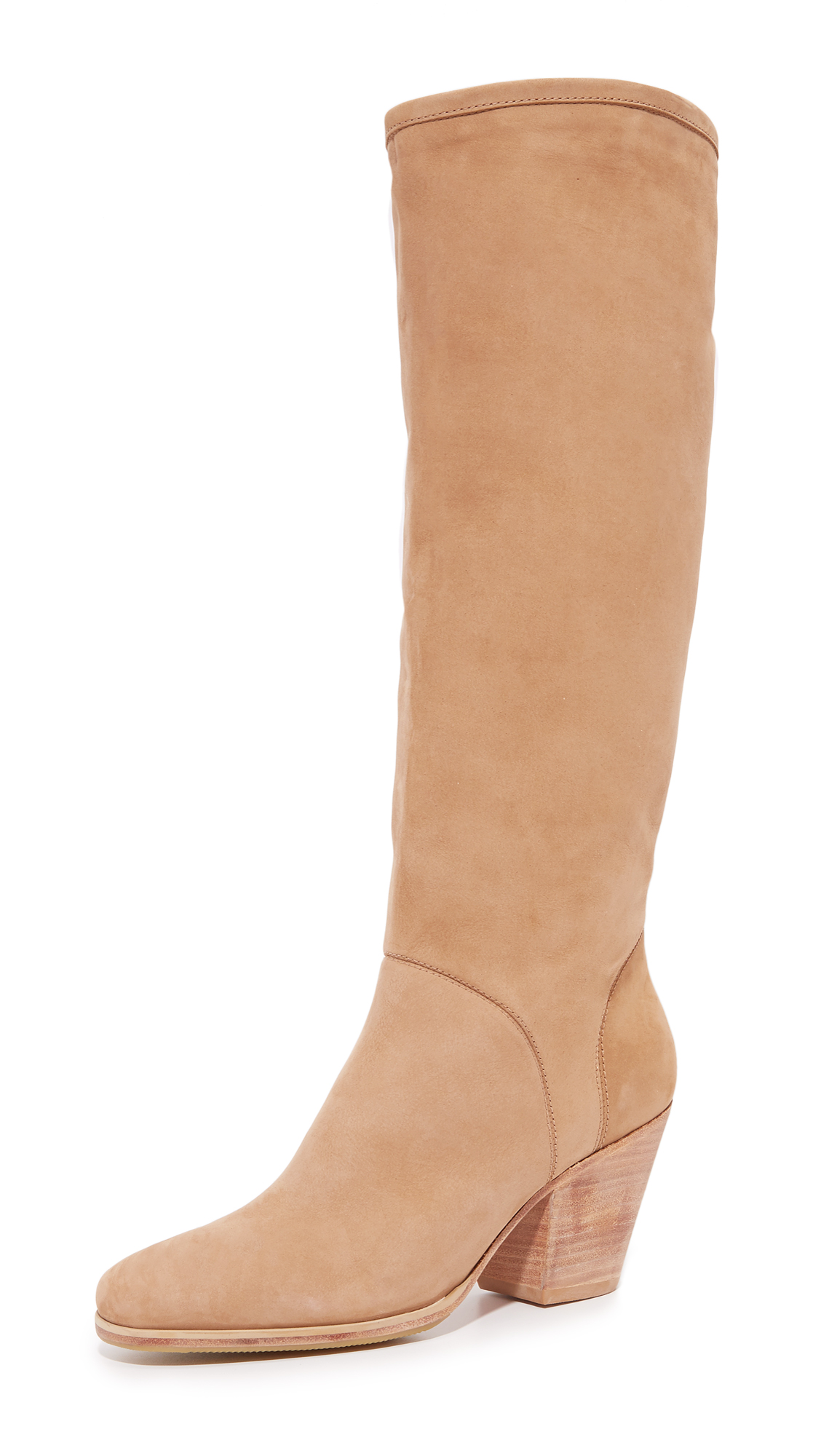 Rachel Comey Carrier Boots - Natural