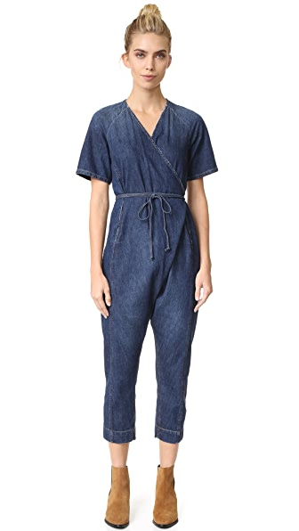 Rachel Comey Dispatch Jumpsuit - Indigo