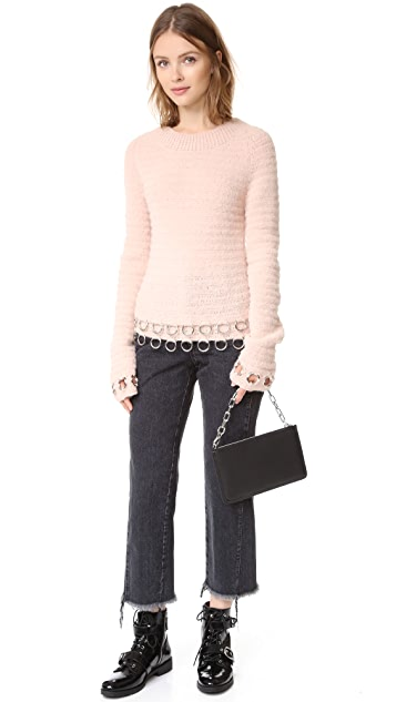 Rachel Comey Circuit Ring Pullover