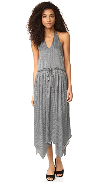 Rachel Comey Frankie Dress - Black-White