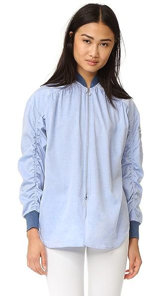 Rachel Comey Dawes Shirt - Light Blue