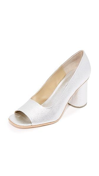 Rachel Comey Kinzey Heels - Silver
