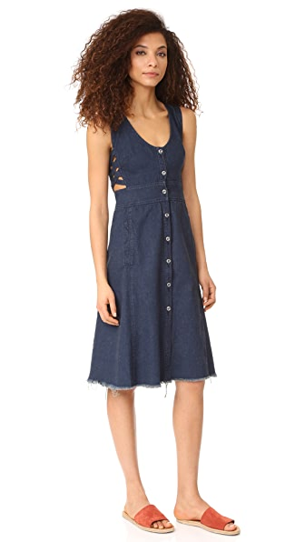 Rachel Comey Mesita Dress - Madrona