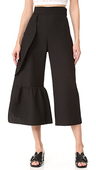 Rachel Comey Revel Pants - Black