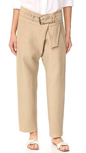 Rachel Comey New Tolleson Pants - Beige