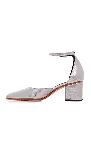 Rachel Comey Tetra Mary Jane Pumps
