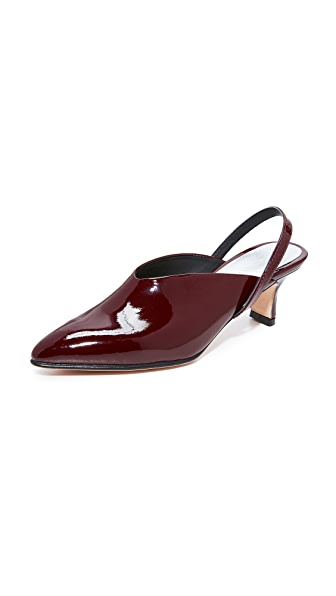 Rachel Comey Wext Slingback Pumps - Rosewood