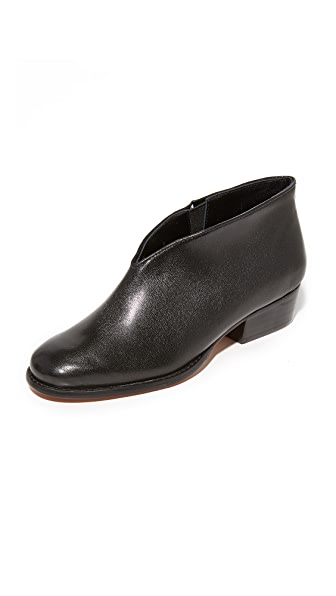Rachel Comey Devex Booties In Black