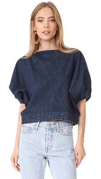 Rachel Comey Vital Top - Ink Wash