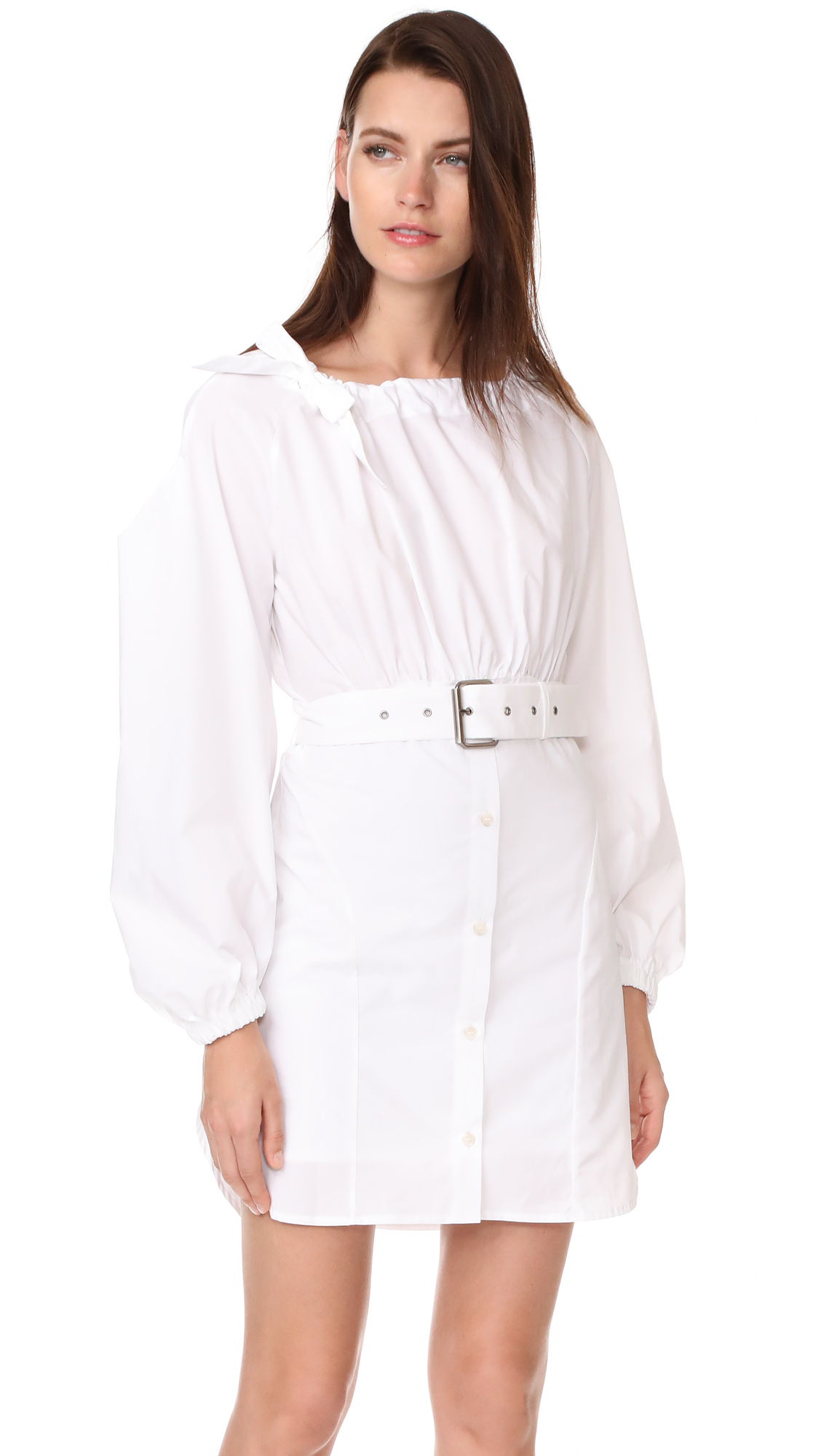 Rachel Comey Undone Two Way Dress - White