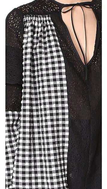 Rachel Comey Lace Willow Top