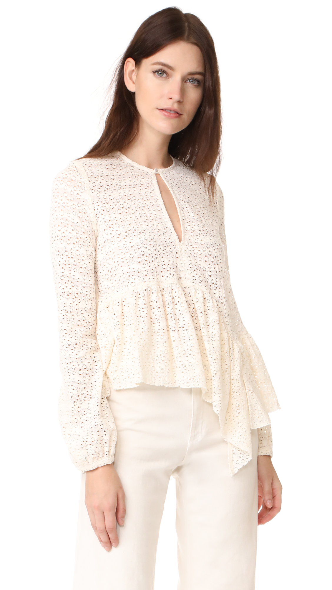 Rachel Comey Sullen Top - Natural