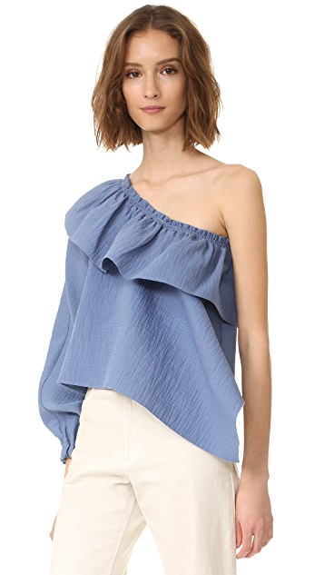 Rachel Comey Georgia Top