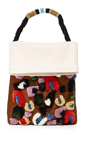 Rachel Comey Ran Embroidered Bag