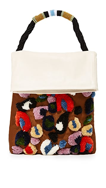 Rachel Comey Ran Embroidered Bag