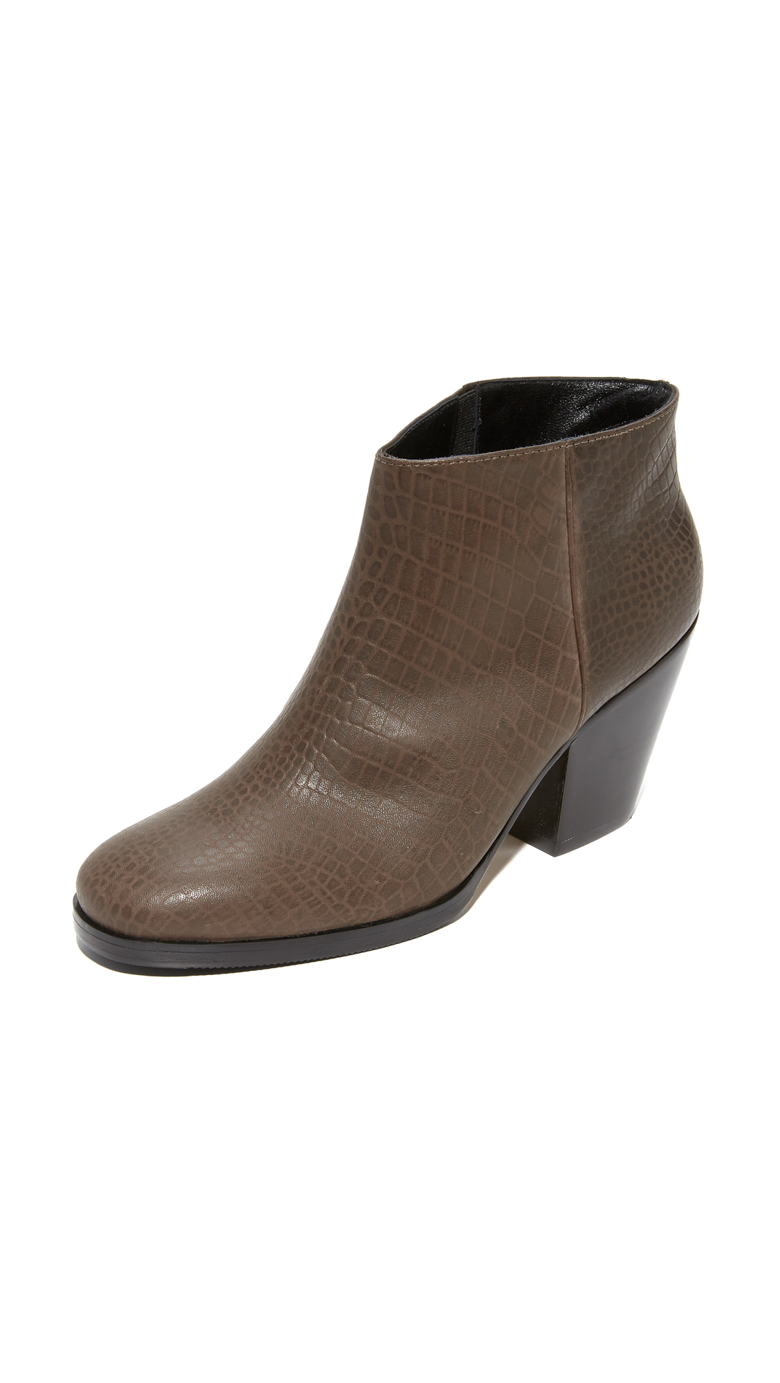 Rachel Comey Mars Classic Booties - Brown