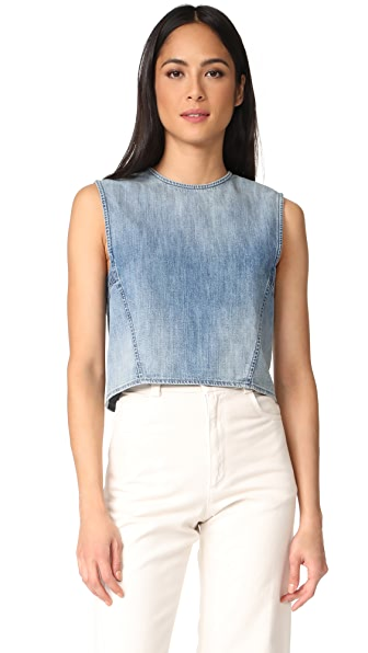 Rachel Comey Yana Top - Pop Wash