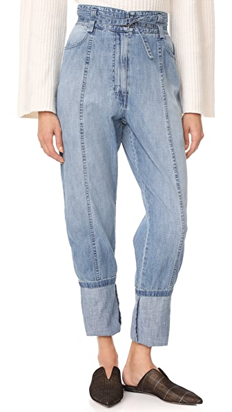 Rachel Comey Lure Pants - Pop Wash