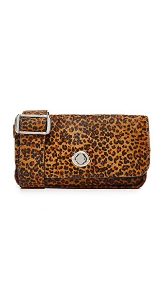 Rachel Comey Daft Fanny Pack - Leopard Haircalf
