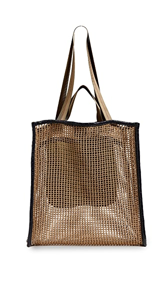 Rachel Comey Stowe Tote In Natural
