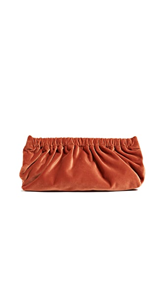Rachel Comey Soo Clutch In Salmon