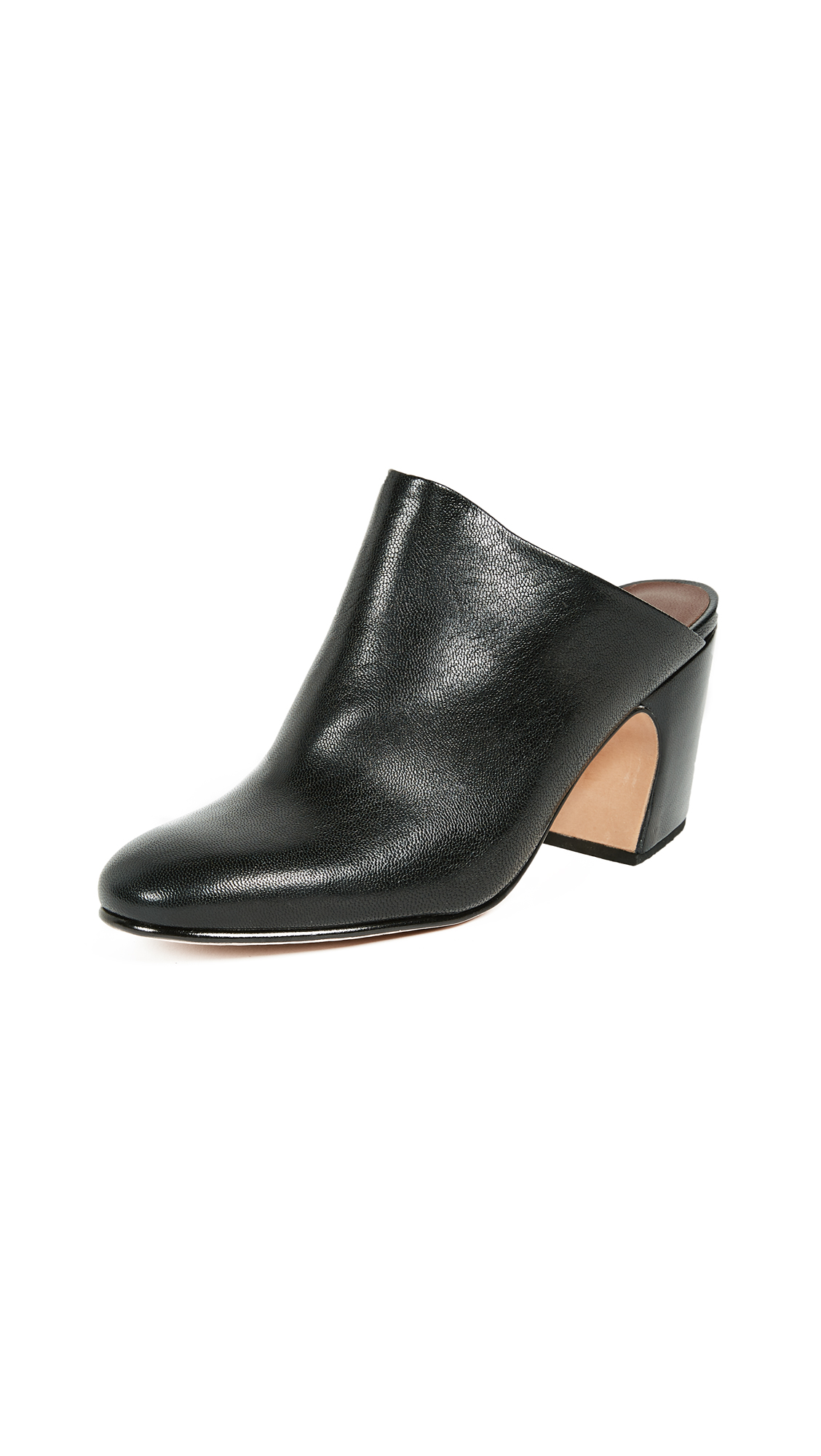 Rachel Comey Hicks Mules - Black