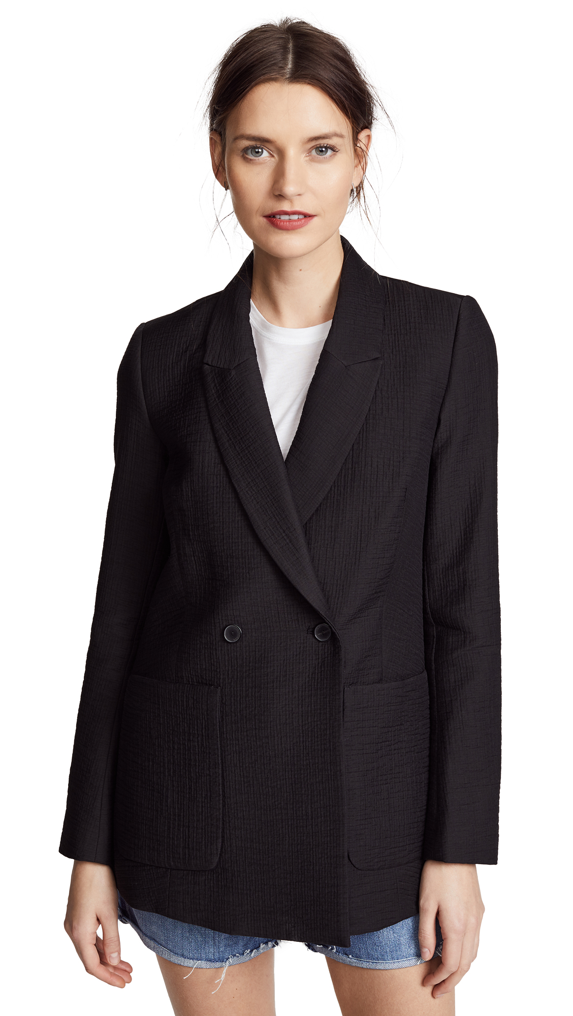 Rachel Comey New Amboy Blazer In Black