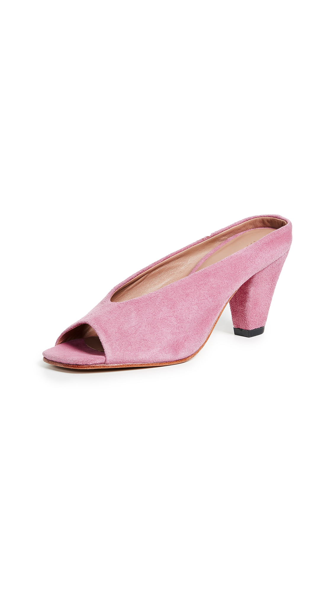 Rachel Comey Rouse Mules - Pink