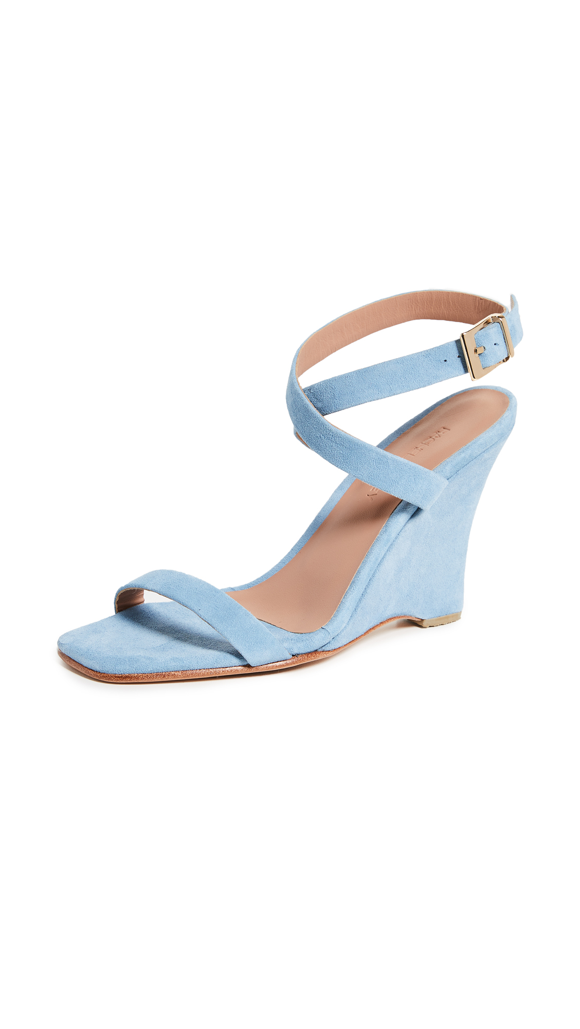 Rachel Comey Chord Wedges - Cornflower Blue
