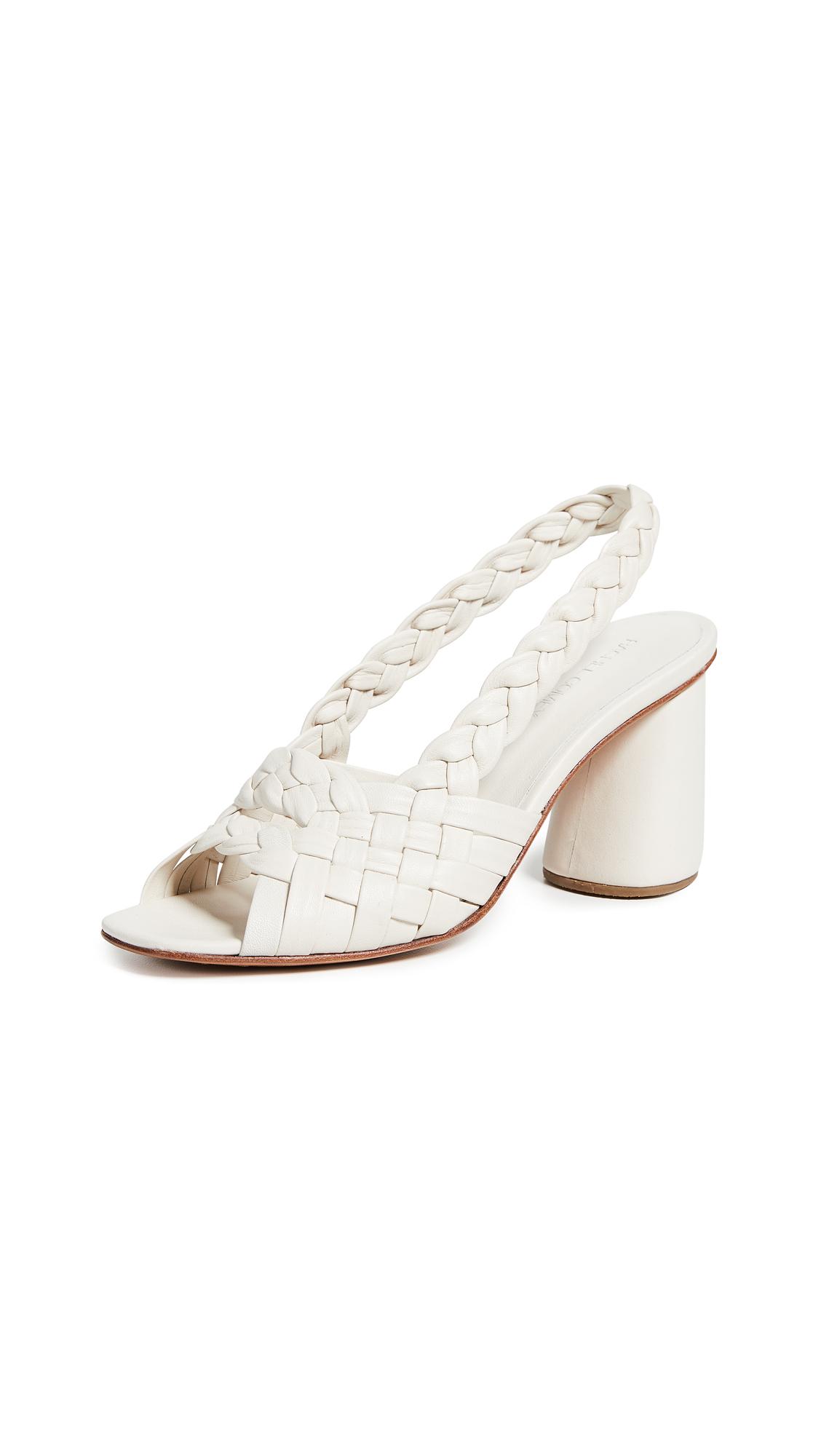 Rachel Comey Zion Slingback Sandals - White
