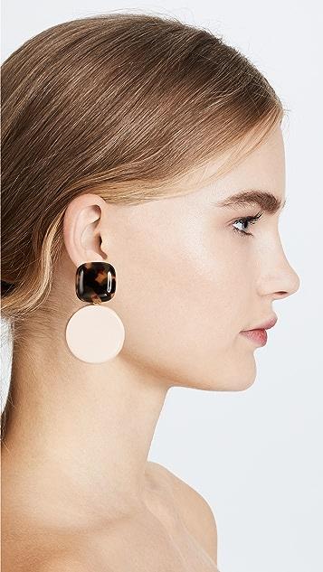 Rachel Comey Arc Earrings