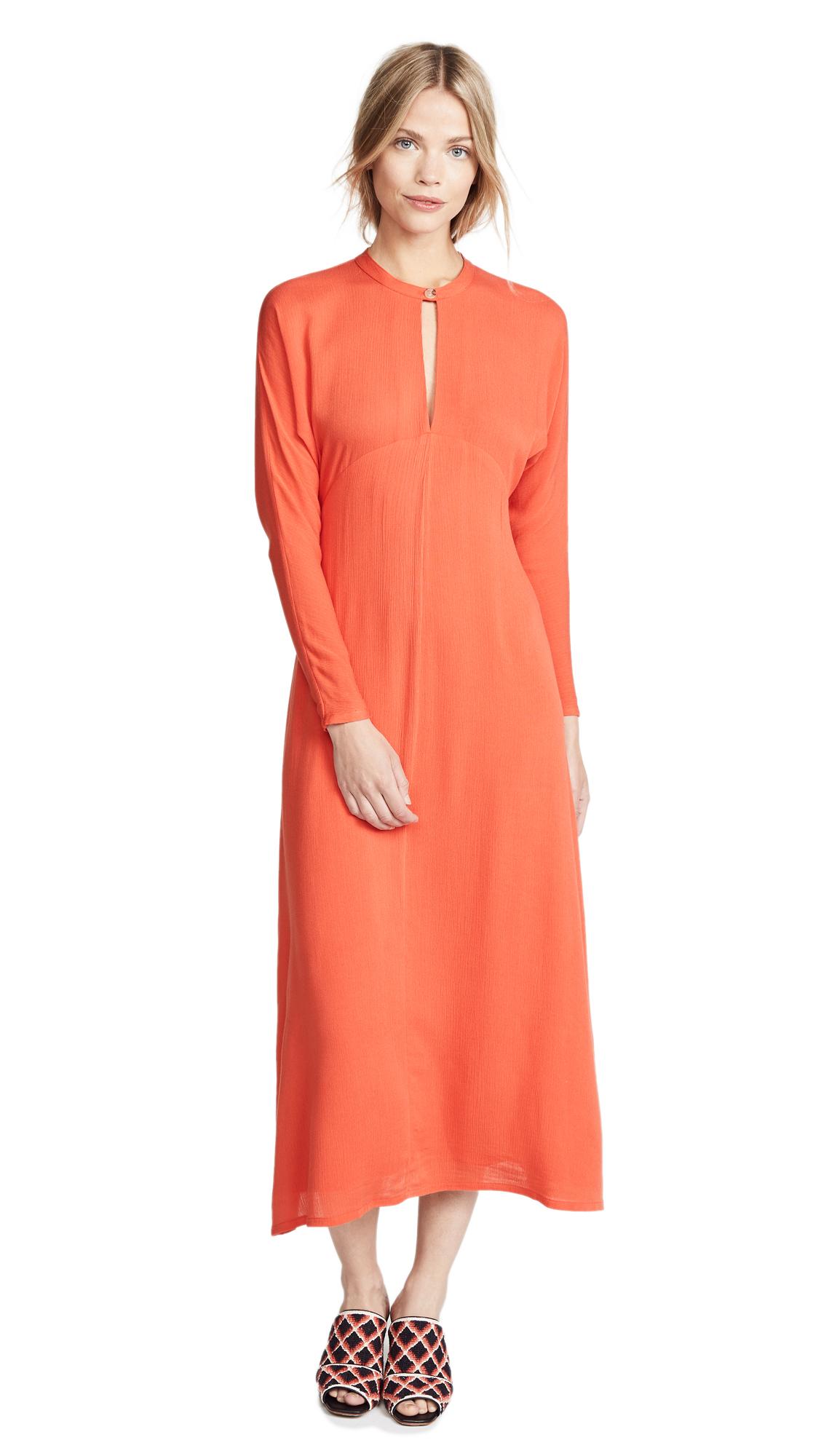 Rachel Comey Carrel Dress - Coral