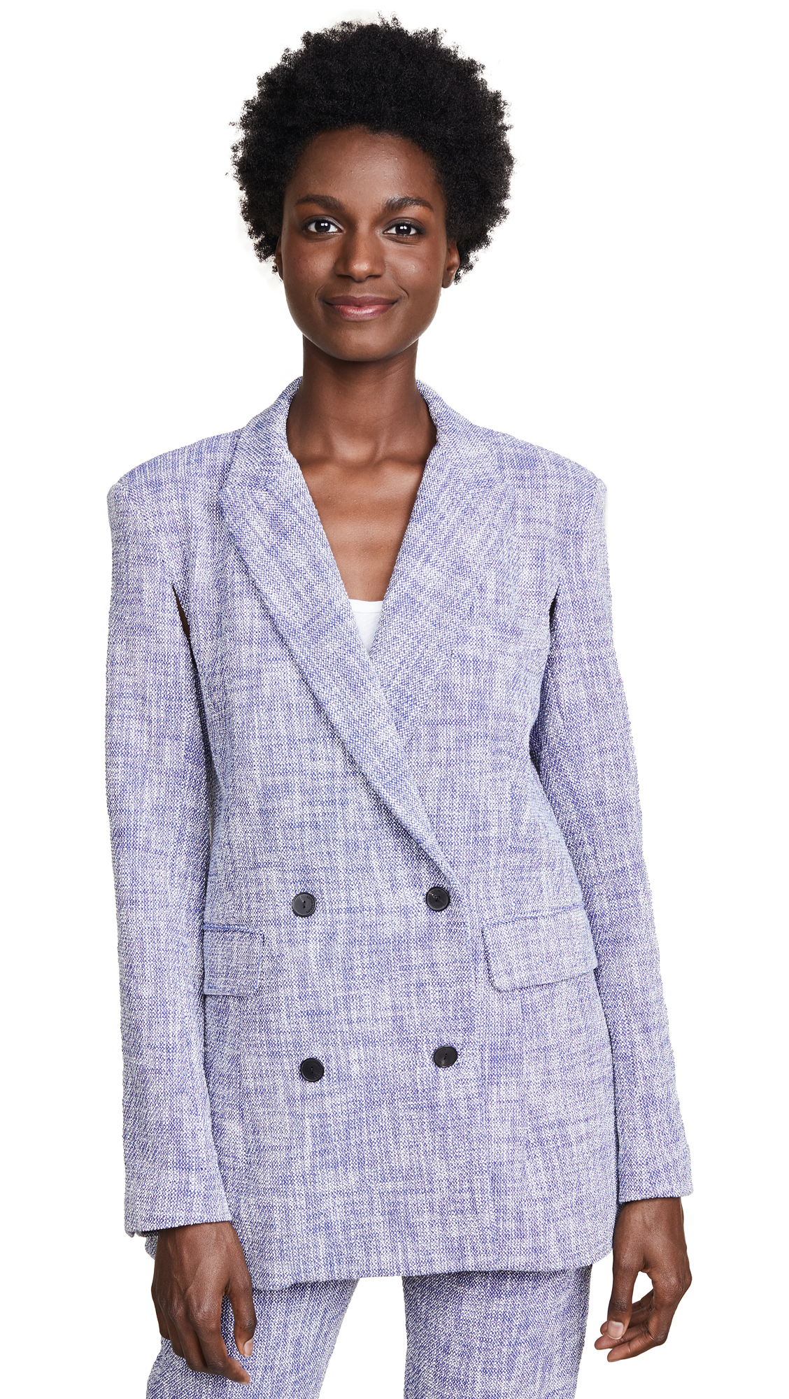 Rupture Blazer in Blue